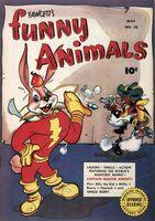 Fawcett's Funny Animals Vol 1 38