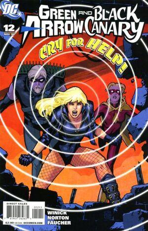 Green Arrow and Black Canary Vol 1 12.jpg
