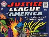 Justice League of America Vol 1 55