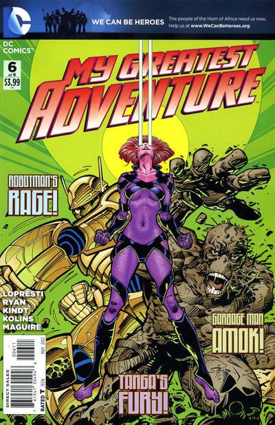 My Greatest Adventure Vol 2 6
