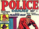 Police Comics Vol 1 5