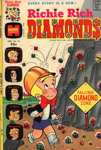 Richie Rich Diamonds Vol 1 13