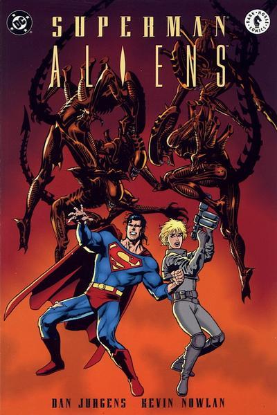 Superman/Aliens Vol 1 2