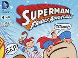 Superman Family Adventures Vol 1 4