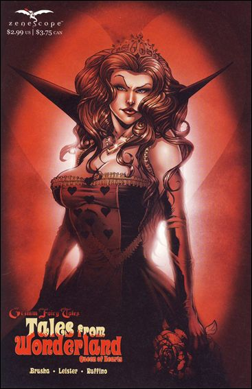 Tales from Wonderland: Queen of Hearts Vol 1 1