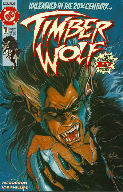 Timber Wolf/Covers