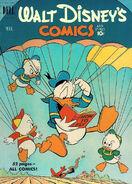 Walt Disney's Comics and Stories Vol 1 126