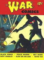 War Comics (Dell) Vol 1 4