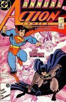 Action Comics Annual Vol 1 1