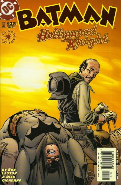 Batman: Hollywood Knight Vol 1 2