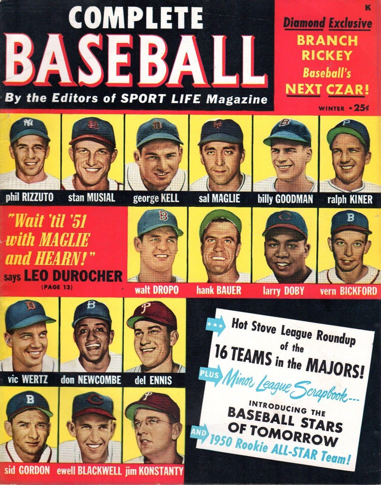 Complete Baseball Vol II 4