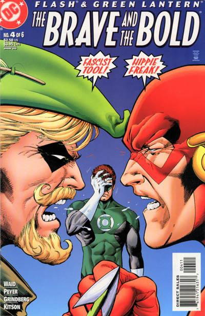 Flash & Green Lantern: The Brave and the Bold Vol 1 4
