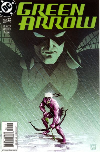 Green Arrow Vol 3 22