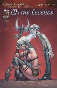 Grimm Fairy Tales Myths & Legends Vol 1 6