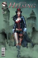 Grimm Fairy Tales Presents Helsing Vol 1 3