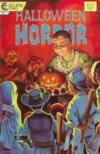Halloween Horror Vol 1 1