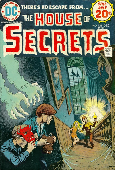 House of Secrets Vol 1 126
