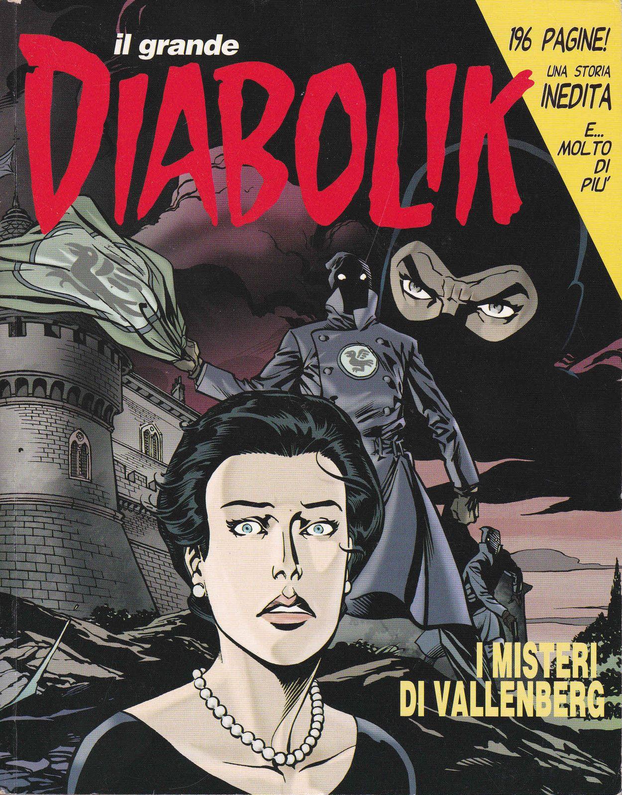 Il Grande Diabolik Vol 1 1/2007