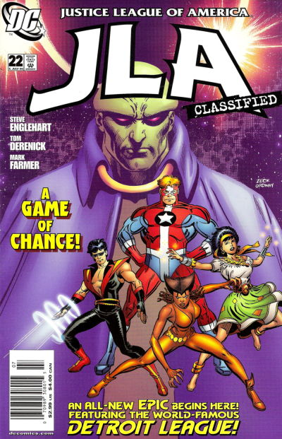 JLA Classified Vol 1 22