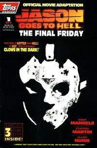 Jason Goes to Hell The Final Friday Vol 1 1