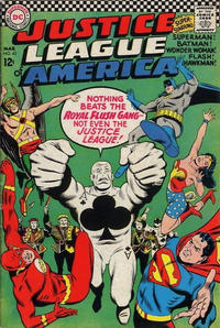 Justice League of America Vol 1 43