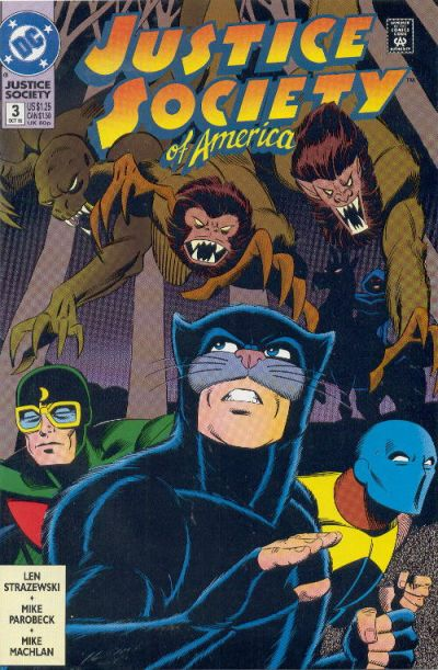 Justice Society of America Vol 2 3