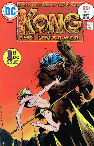 Kong the Untamed Vol 1 1