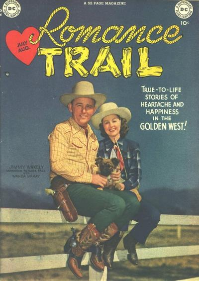 Romance Trail/Covers