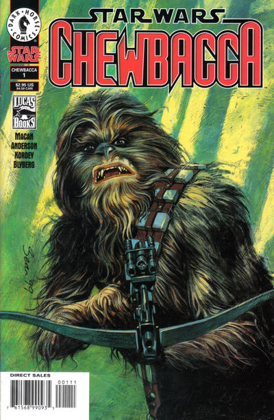 Star Wars: Chewbacca Vol 1 1