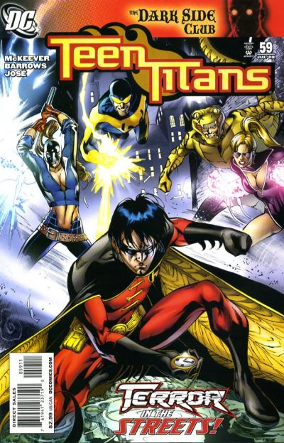 Teen Titans Vol 3 59