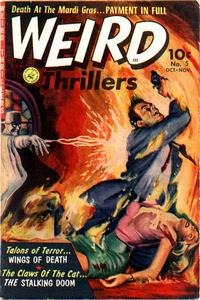 Weird Thrillers Vol 1 5