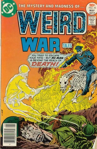 Weird War Tales Vol 1 53