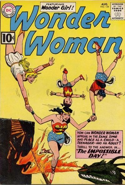 Wonder Woman Vol 1 124
