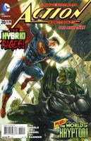 Action Comics Vol 2 20