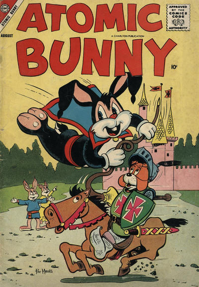 Atomic Bunny/Covers