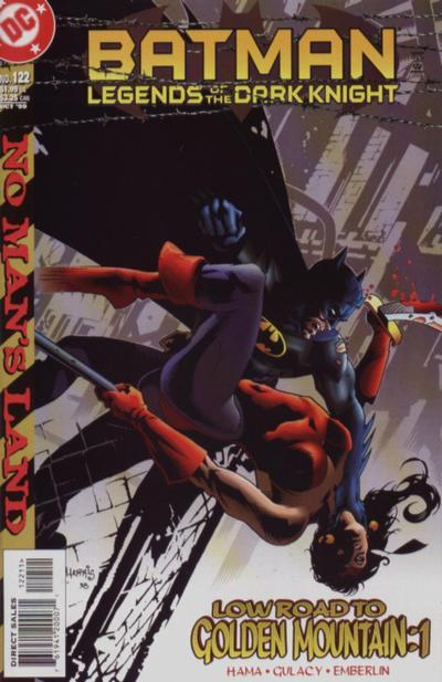 Batman: Legends of the Dark Knight Vol 1 122