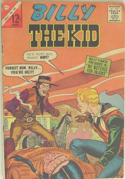 Billy the Kid Vol 1 41