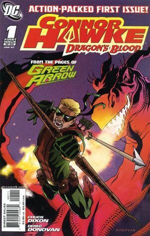 Connor Hawke Dragon's Blood Vol 1 1.jpg