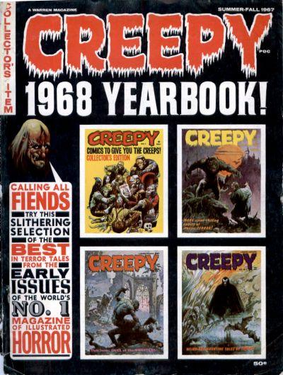 Creepy Yearbook Vol 1 1