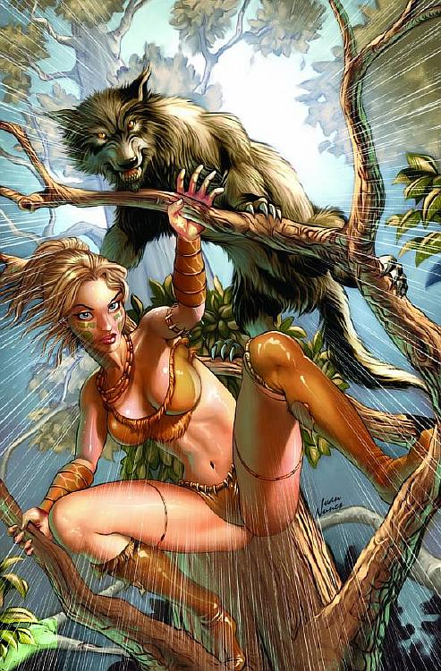 Grimm Fairy Tales Presents The Jungle Book: Last of the Species Vol 1 3