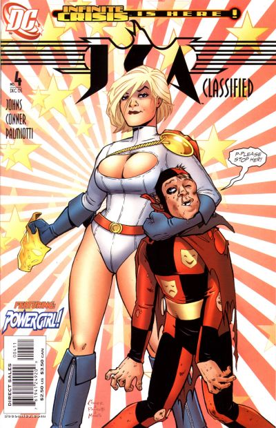 JSA Classified Vol 1 4