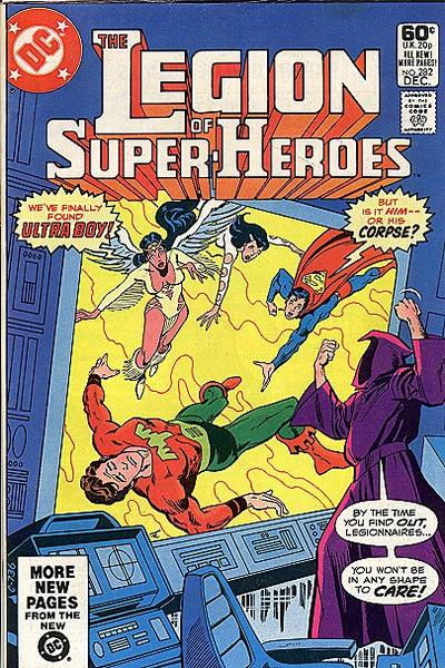 Legion of Super-Heroes Vol 2 282