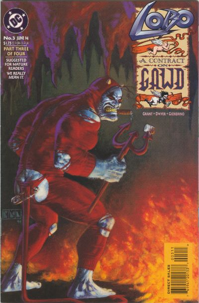Lobo: A Contract on Gawd Vol 1 3