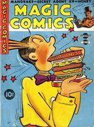 Magic Comics Vol 1 26