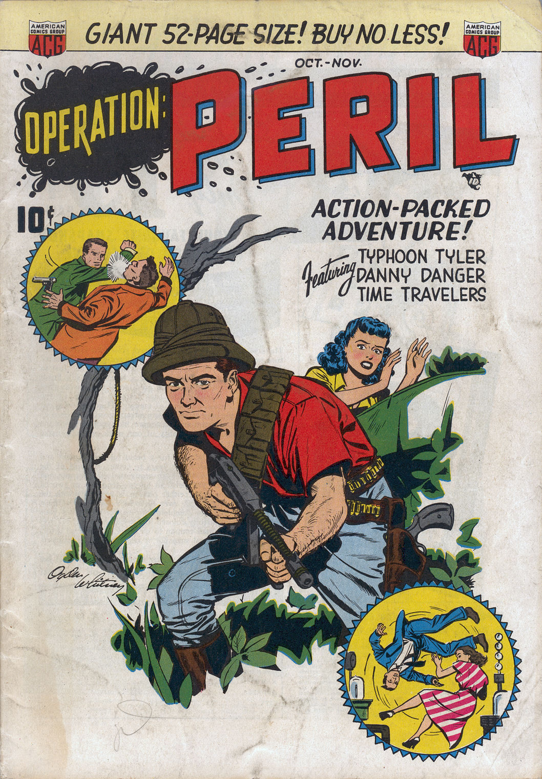 Operation: Peril Vol 1