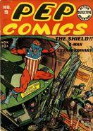 Pep Comics Vol 1 9
