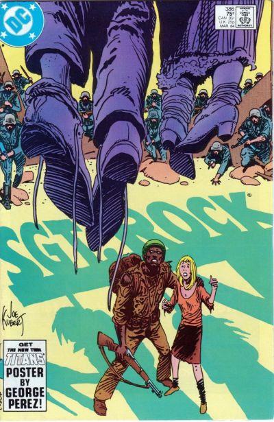 Sgt. Rock Vol 1 386