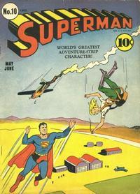 Superman Vol 1 10
