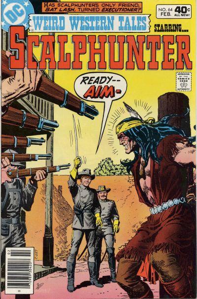 Weird Western Tales Vol 1 64