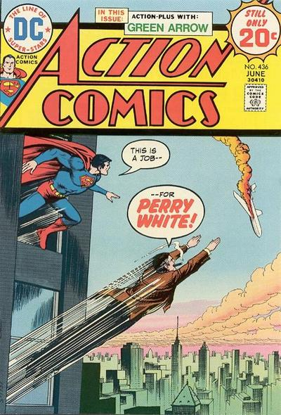 Action Comics Vol 1 436